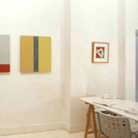JONATHAN MEYER, Beardsmore Gallery, London, view 2, June - July 2000