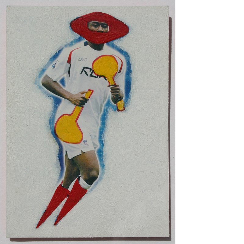 JONATHAN MEYER, Striker 1, 2010, private collection, France